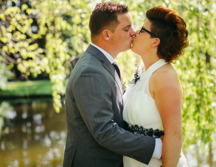 Bruidsreportage Roy & Elleke